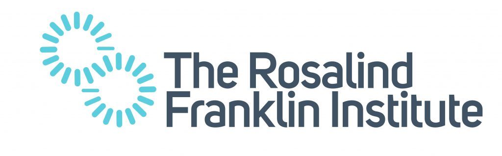 The Rosalind Franklin Institute Logo